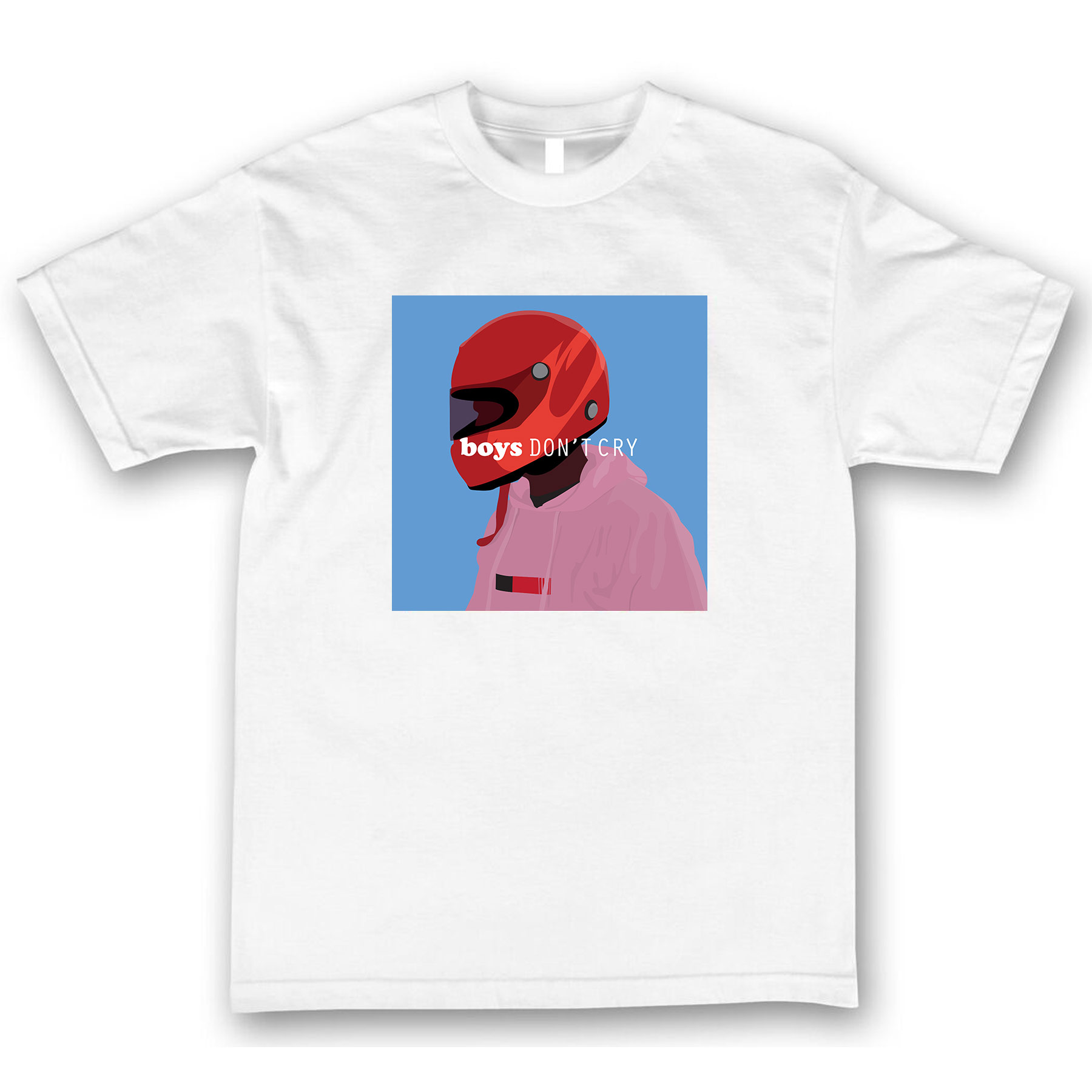 Frank Ocean Boys Don t Cry T Shirt Style Three Channel Orange Concert Nights Tour
