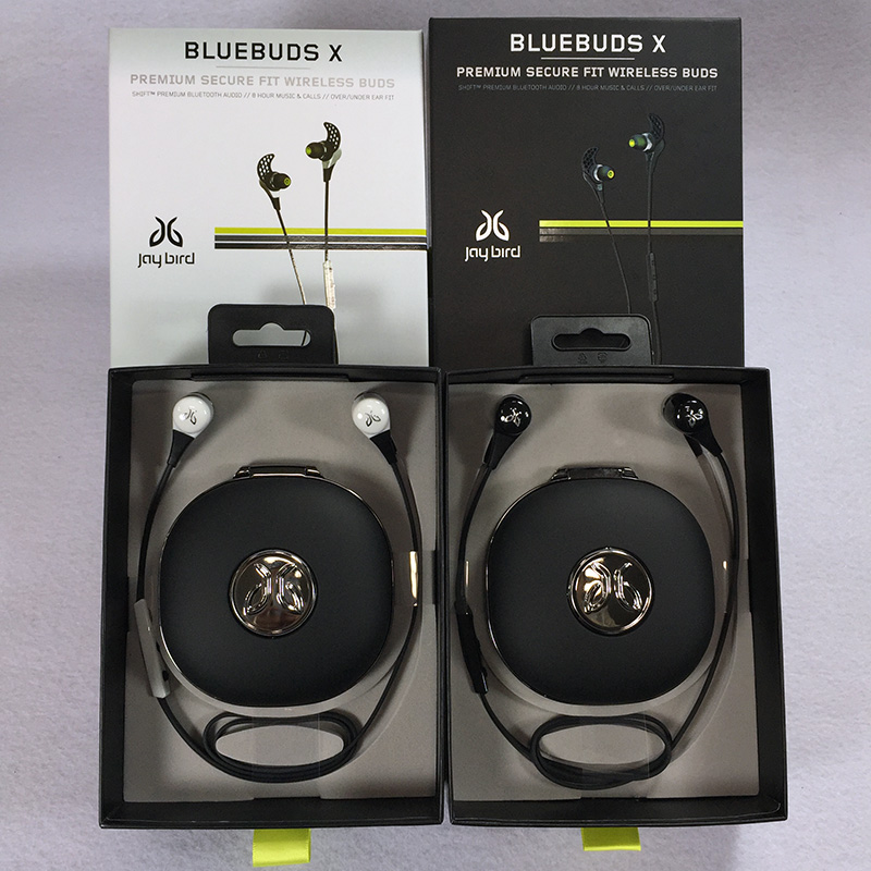 Jaybird X wireless headphone bluetooth earbud earphone Jaybird X Noise Cancelling Wireless Stereo Bluetooth in ear