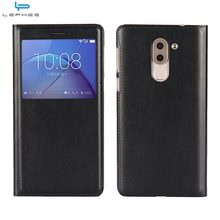 Huawei Honor 6X чехол Huawei Honor 6 x Телефонные Чехлы Флип кожаный чехол для Huawei Коврики 9 lite/Huawei GR5 2017 задняя крышка 5.5″