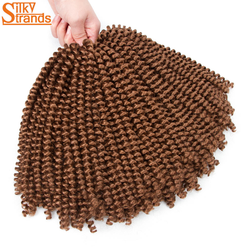 Crochet States Week's Hair