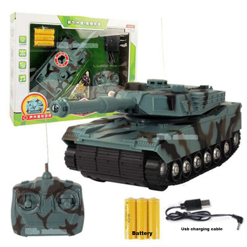 1:22 Rc Tank on the Radio Control Radio controlled tanks Rc Remote Control  Tank toys Gift for Children