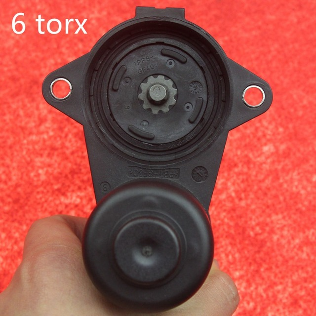 6 Torx TRW Задняя Ручного Тормоза Электрического Сервопривода Суппортом тормозной Цилиндр Колеса 32332082 для AD C6 4F0 615 404 F