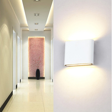 Jiawen LED Wall Lamp 6W 12W Outdoor/indoor Wall Lights Garden Lights For Living room Corridor Decoration Lighting