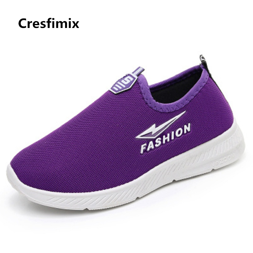 Cresfimix women soft & comfortable pink flat shoes lady casual polka dot lace up cloth shoes female plus size spring shoes cresfimix women casual breathable soft shoes female cute spring