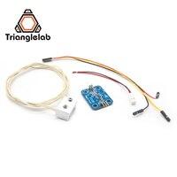 Trianglelab 3D Printer V6 Hotend PT100 Sensor Upgrade Kit PT100 Temperature Control Panel Sensor Heating Block