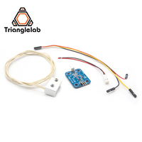 Trianglelab 3D Printer V6 Hotend PT100 Sensor Upgrade Kit PT100 Temperature Control Panel Sensor Heating Block