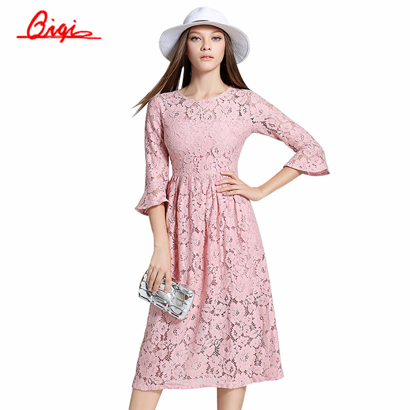 aliexpress buy qiqi lace dress new europe 2016