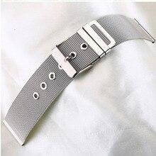 Milanese Metall Strap für Huami Amazfit Bip/Stratos 2 Mesh Armband Gürtel für Samsung Galaxy uhr 42/46mm für Amazfit GTS/GTR