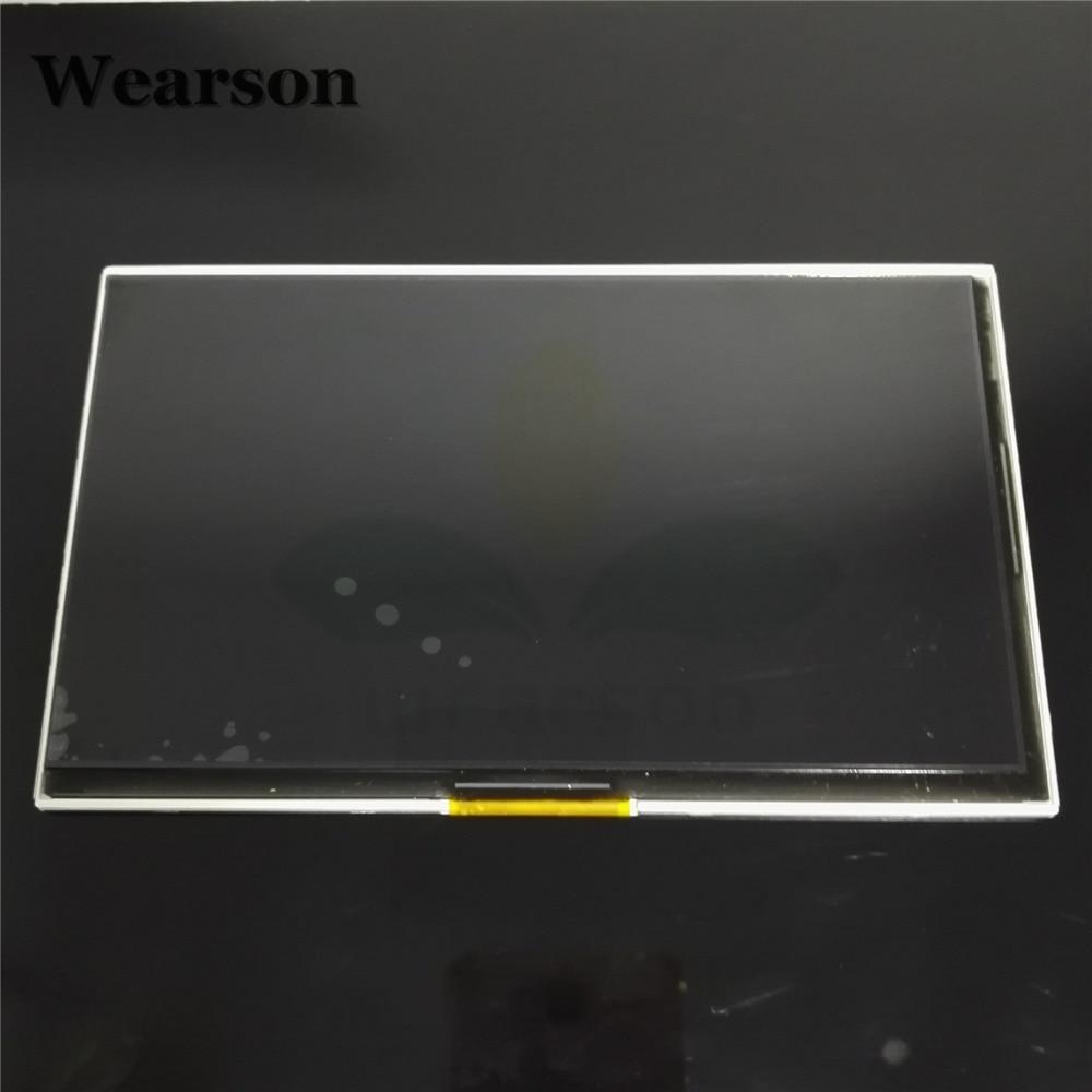imágenes para Para Lenovo TB3-710L TB3-710I TB3-710F TAB3 7 Básica TB3-710 Panel de la Pantalla LCD de Alta Calidad Pantalla LCD Con Seguimiento Numbe