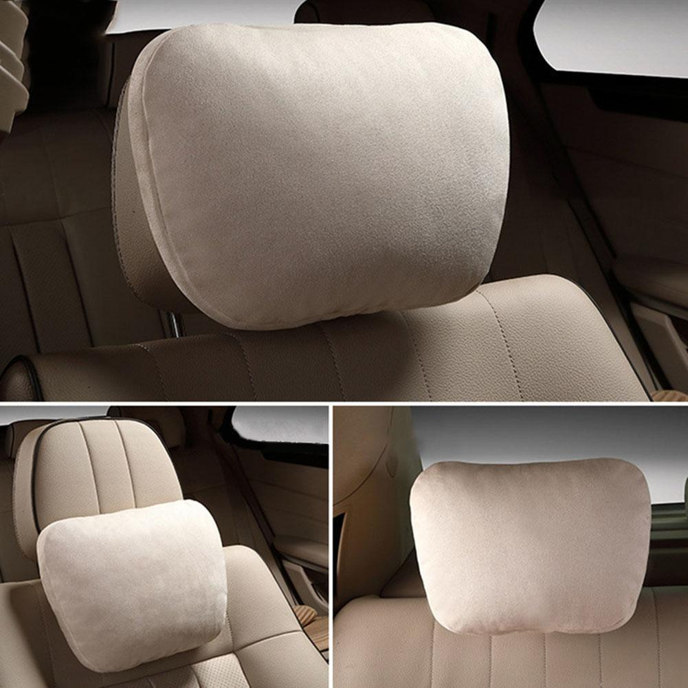 Maybach Design S Class Super Soft Car Headrest / Auto Seat Cover Head Neck Rest Cushion /Adjustable Car Pillow For Mercedes-Benz