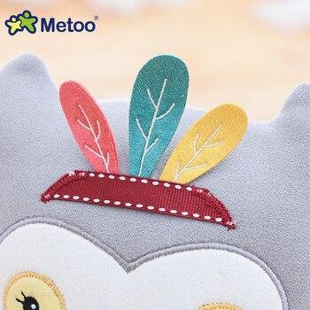 Мягкая игрушка совёнок Metoo 4