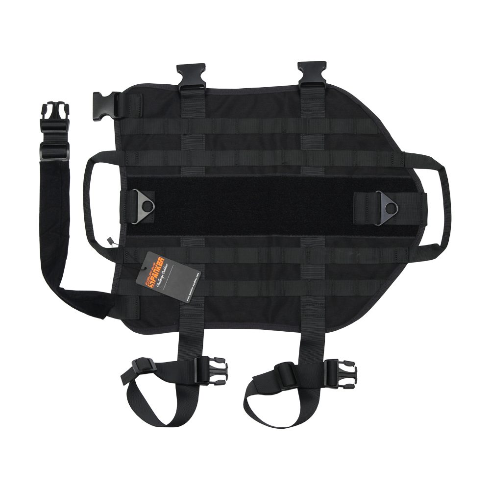 EXCELLENT ELITE SPANKER SPANKER Tactical Dog Tranning Vest Molle - Sportswear and Accessories - Photo 3