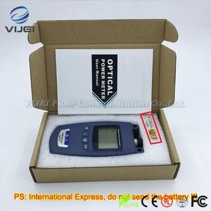 Image 2 - FTTH מיני KING 70S סוג אופטי מד כוח סיבים אופטי כבל Tester  70dBm ~ + 10dBm מד כוח