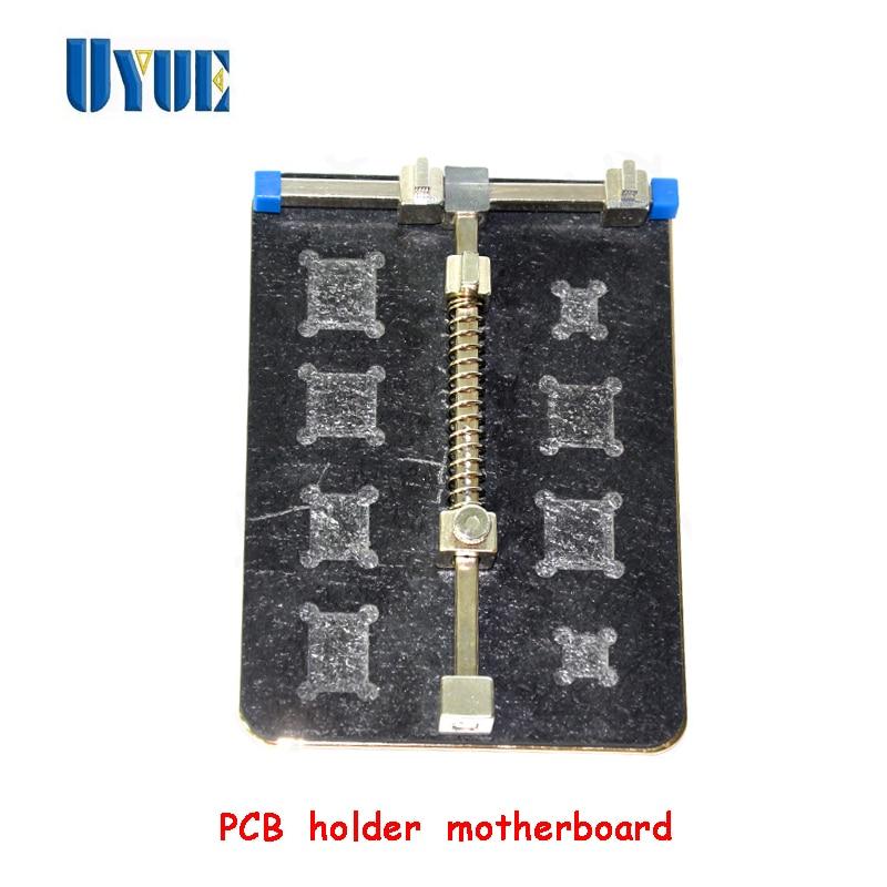 uyue pcb board universal metal circuit holder professional circuit rh sites google com
