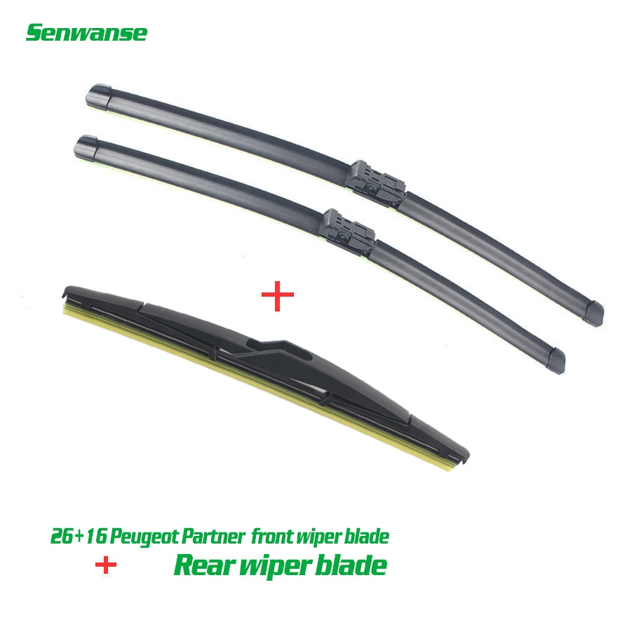 "18/"" FOR KIA CEE/'D COMBI ESTATE 2007 ON FRONT WINDSCREEN WIPER BLADES PAIR 24/"""