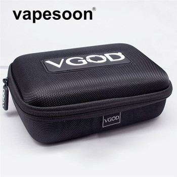Original VGOD Case Bag for Electronic Cigarette Vape Kit as iJust S iStick Pico Mod Melo 3 Mini Tank DIY Tools liquid Bottle etc цена 2017