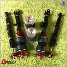 FOR L.exus GS350 13up /updated Air suspension kit/coilover+air spring assembly/Auto parts/chasis adjuster/ air spring/pneumatic for l exus is250 13up updated air suspension kit coilover air spring assembly auto parts chasis adjuster air spring pneumatic