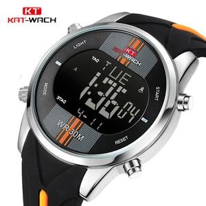 KAT-WACH Brand Men Watch Water