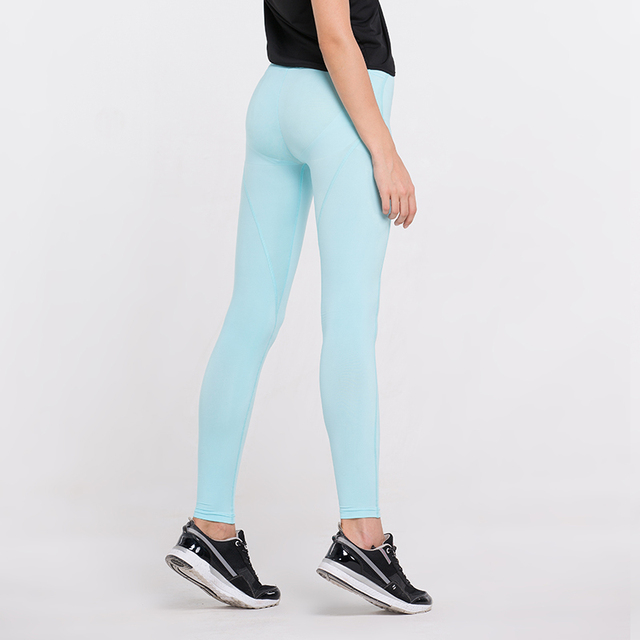 Yoga Pants Quick Dry Elastic Trousers
