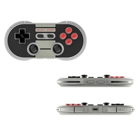 8Bitdo NES30 Pro Wireless Controller Bluetooth Dual Classic Joystick For iOS Android Gamepad Controller PC Mac Linux pk xbox 360
