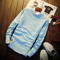 2016 Autumn Winter Slim Fit Turtleneck Men S315 Christmas Sweater Men Pullover Men Male Sweater Pull Homme Marque