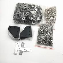 Funssor BLV mgn кубическая рамка аппаратный комплект для DIY CR10 Anet E12 3d принтер