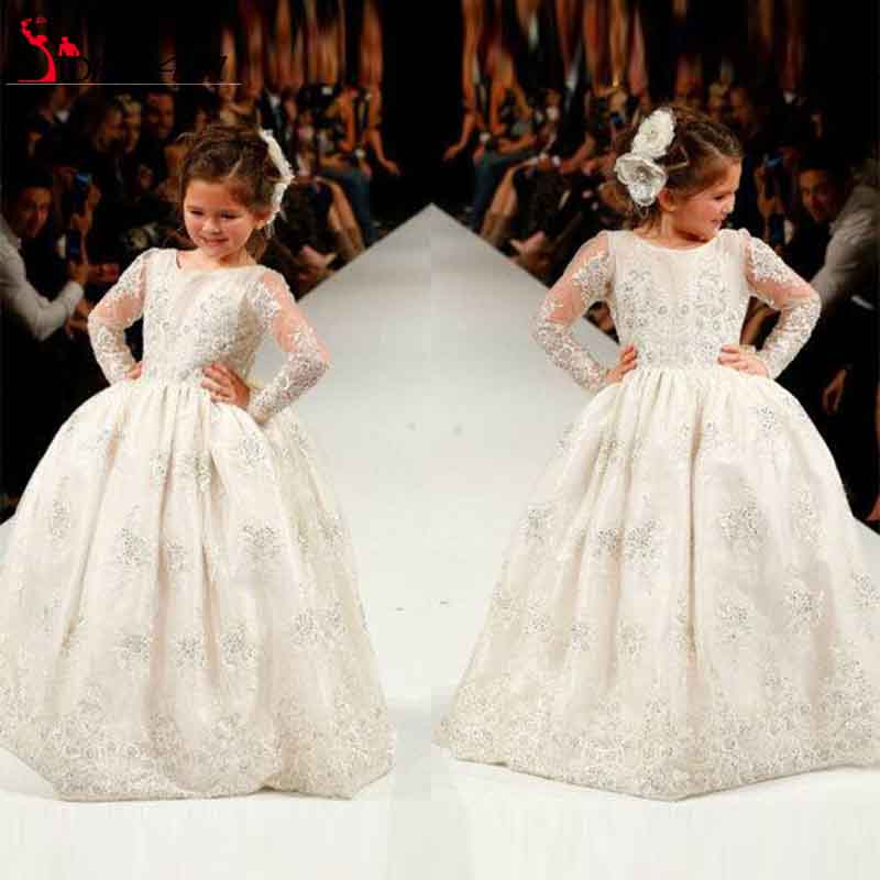 Popular Communion Dress Designers-Buy Cheap Communion Dress ...