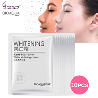 BIOAQUA strong effects whitening cream remove dark spot recover complexion face care skin care lifting skin pore cream Facial Self Tanners & Bronzers
