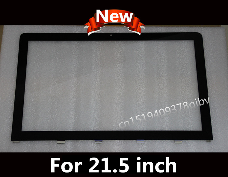 New LCD Glass For IMAC 21.5 LCD Front Glass A1311 MC508 MC509 MB413 new 593 1006 for imac 21 5 a1311 lcd lvds display screen cable 2009 year