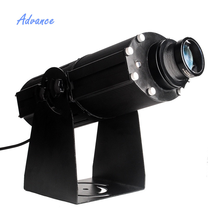 Logo Projector High Wattage Gobo 20 Meter Long Project Stage Professional Lighting Unit Shop Image Restaurant Mall Hotel Bar Dis gobo projector remote control logo advertising commercial shop mall restaurant project business led light long body shadow custo