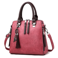 Luxury Handbags Women Bags Designer Brand Women Leather Bag Fashion Shoulder Bag for Women 2018 Sac a Main Ladies Hand Bags