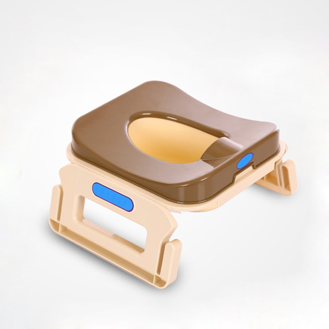 Baby Toilet Cars Portable Plastic Children's Pot Simple Folding Kids Potty Chair Training Boy Girl Travel Child Toilet WC Seat | Happy Baby Mama