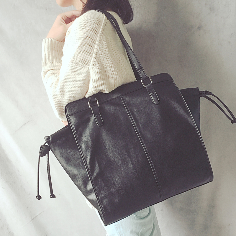Bolsa Feminina Grande Handbag 2017 New Fashion Women Bag Brand Women Leather Handbags Woman Large Shoulder Bags Casual Tote Bag