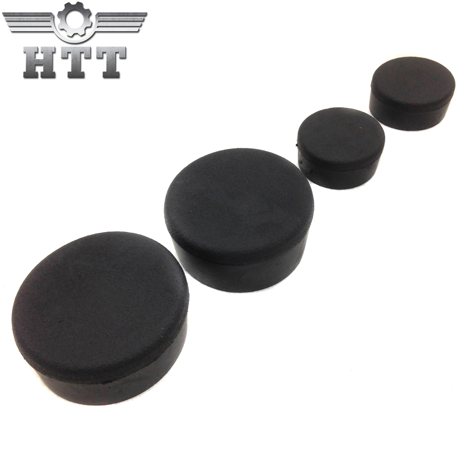 Aftermarket free shipping motorcycle parts Fairing Frame Plugs for  Kawasaki 2004 2005 2006 2007   Ninja ZX10 ZX10R aftermarket free shipping motorcycle parts custom aluminium cluctch cover for 2004 2005 2006 2007 honda cbr 1000rr black