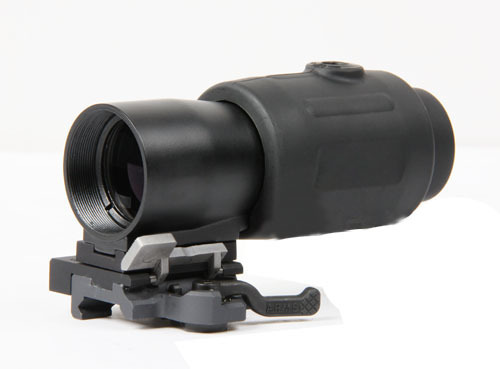 ФОТО New Arrival Tactical 3X Magnifer With FTS Mount For Hunting BWR-021
