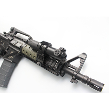 Drop shipping Military green laser pointer for M16 rifle