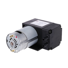 12V Mini Vacuum Pump 8L/Min High Pressure Suction Diaphragm Pumps With Holder 12v mini vacuum pump 8l min high pressure suction diaphragm pumps with holder