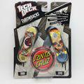1 unid Nuevo doble junta 96mm Diapasón Skateboard Decks Tech retrocesos de Santa cruz paquete Original de juguete niños