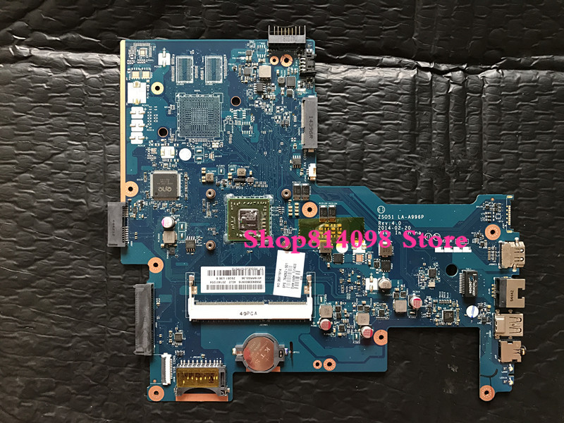 ZS051 LA-A996P 764262-501 764262-001 motherboard for HP 15-G Series laptop main board A6-6310 CPU DDR3ZS051 LA-A996P 764262-501 764262-001 motherboard for HP 15-G Series laptop main board A6-6310 CPU DDR3