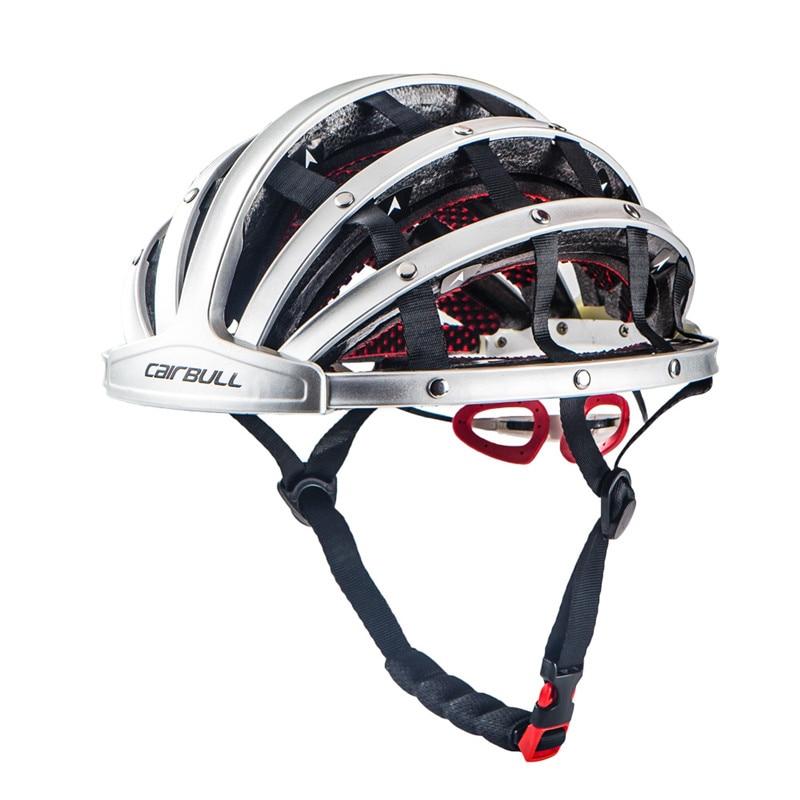 Складной шлем для городского велосипеда, дорожный велосипедный портативный шлем
