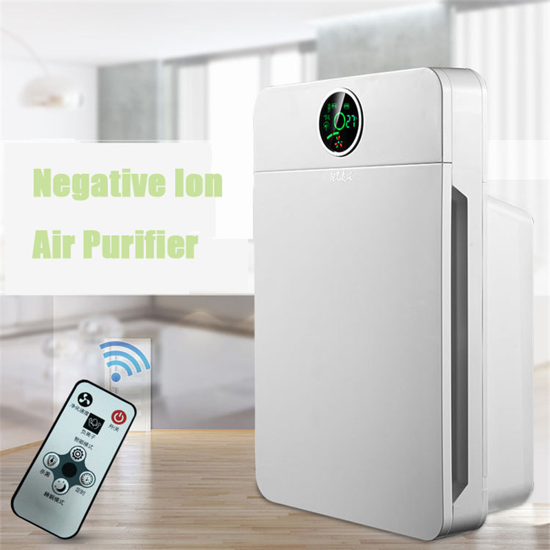 Negative Ion Air Purifier Household SPL-KQ13 PM2.5 Remover Air Cleaner Remote Control Smoke Remover Air Purification Machine эквалайзер spl passeq