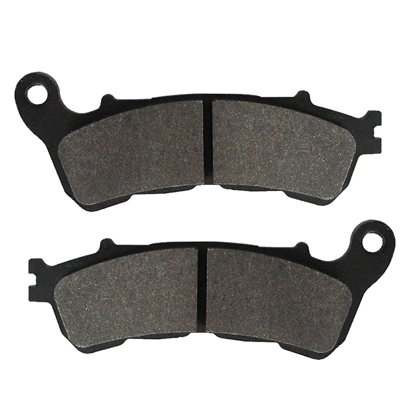 Motorcycle Front Brake Pads Disks for Honda SW-T <font><b>400</b></font> (FJS <font><b>400</b></font> A/D) ABS (09-14) SWT <font><b>400</b></font> SWT <font><b>400</b></font> FJS400 LT388 image