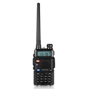 Image 1 - BF UV 5R Baofeng Walkie Talkie Two Way Cb Radios Manual Frequency Modulation of Walkie Talkie 10 Km Rechargeable Hf Transceiver