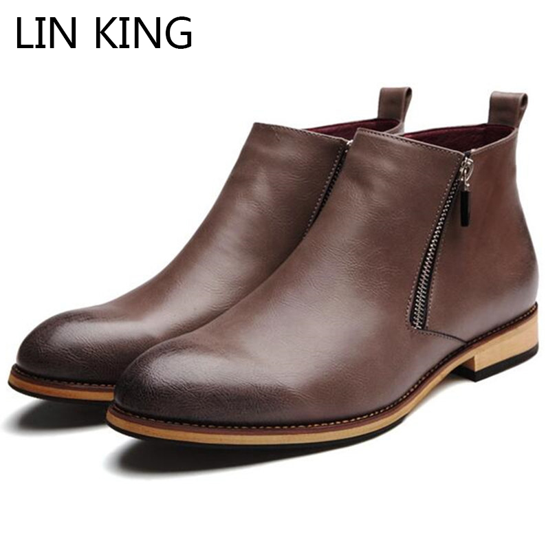 Online Get Cheap Short Boots Men -Aliexpress.com | Alibaba Group