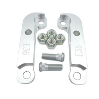 For BMW E36 M3 about 25% 30% Drift Lock Kit Adapter Increasing Turn Angles