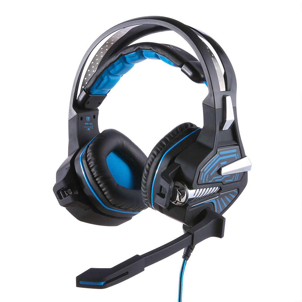 Original Beexcellent GM-9 Gaming Headphone Vibration Big Headphones Headset with Microphone USB For Computer PC Fone de ouvido beexcellent gm 1 pc gaming gamer headset headphones headphone wired stereo bass with microphone led for computer pk xiaomi