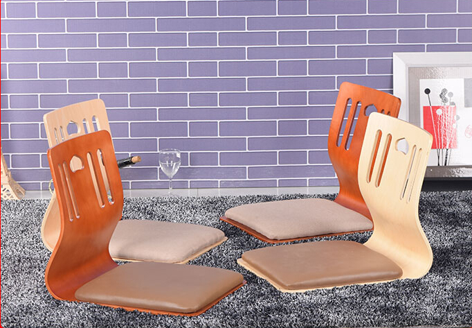 4pcs Lot Wooden Armrest Dining Chair For Japanese Restaurant Room Furniture Floor