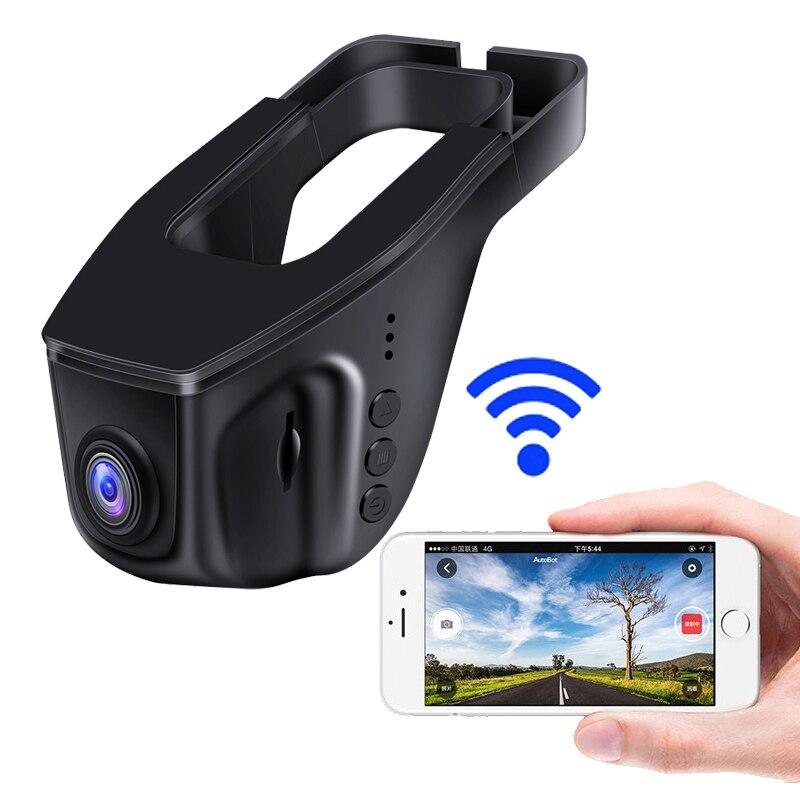 KOENBANG Car Dash Camera DVR WIFI Novatek 96655 Mini Video Recorder Dashcam Car Accessories for Toyota