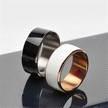 R3F Wearable devices NFC Smart Ring anillos White Black Wear For iphone For Samsung HTC For Sony LG IOS Android Window NFC Phone