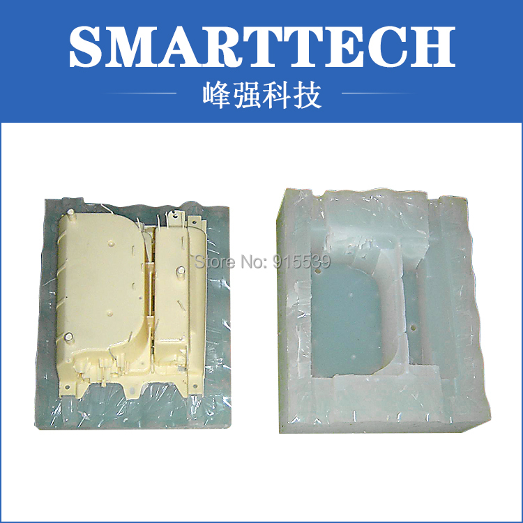 2017 top fashion The Silicone mold with good quality and low prices is customized plastic injection molding In Shenzhen